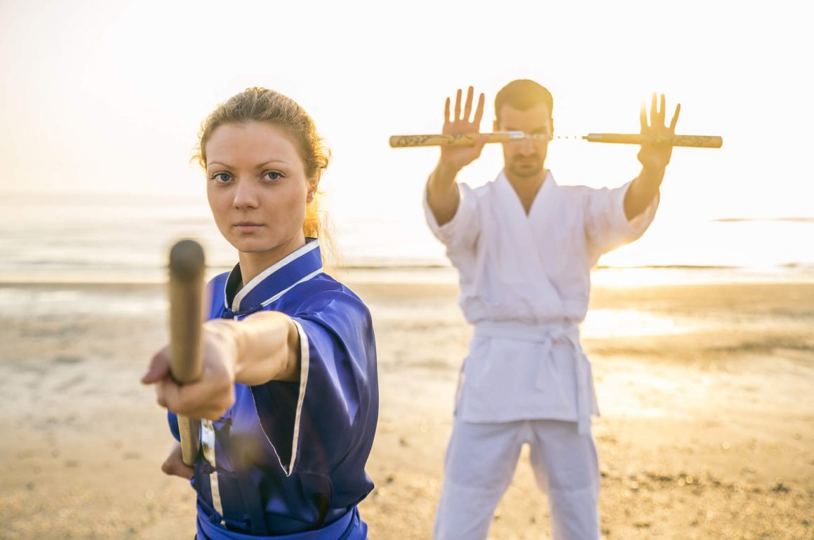 musculação com artes marciais