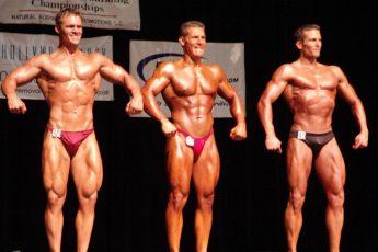 federação de bodybuilders