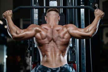 treino de costas bi-série