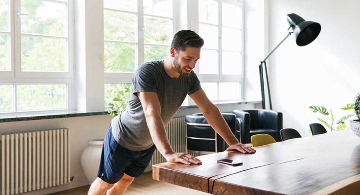 exercícios para fazer em casa