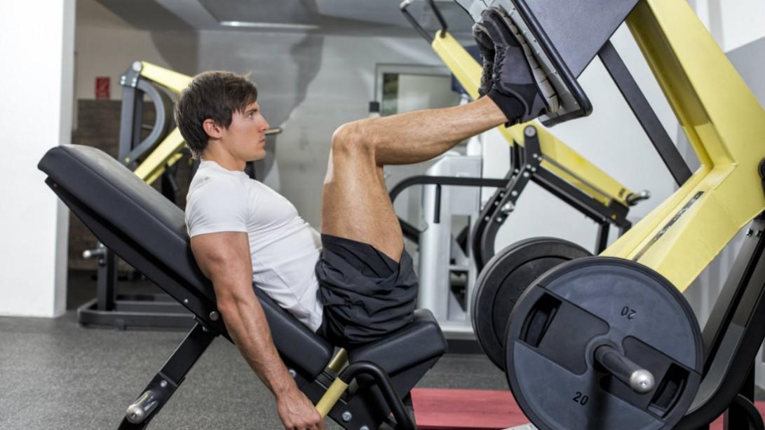 exercícios para posterior de coxa