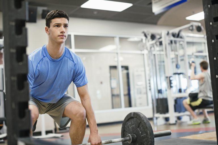 Riscos Da Musculação Na Adolescência