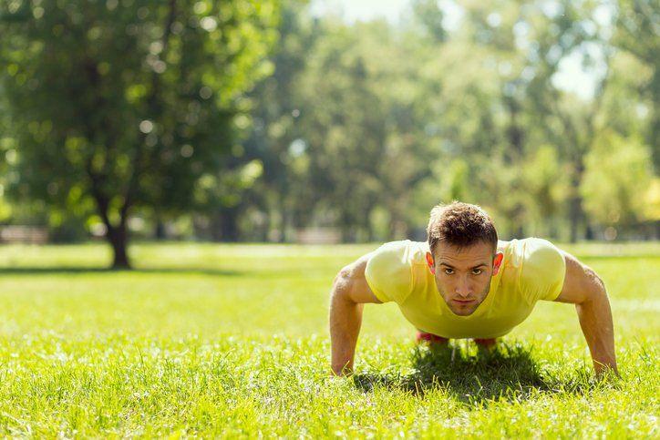 benefícios de treinar ao ar livre