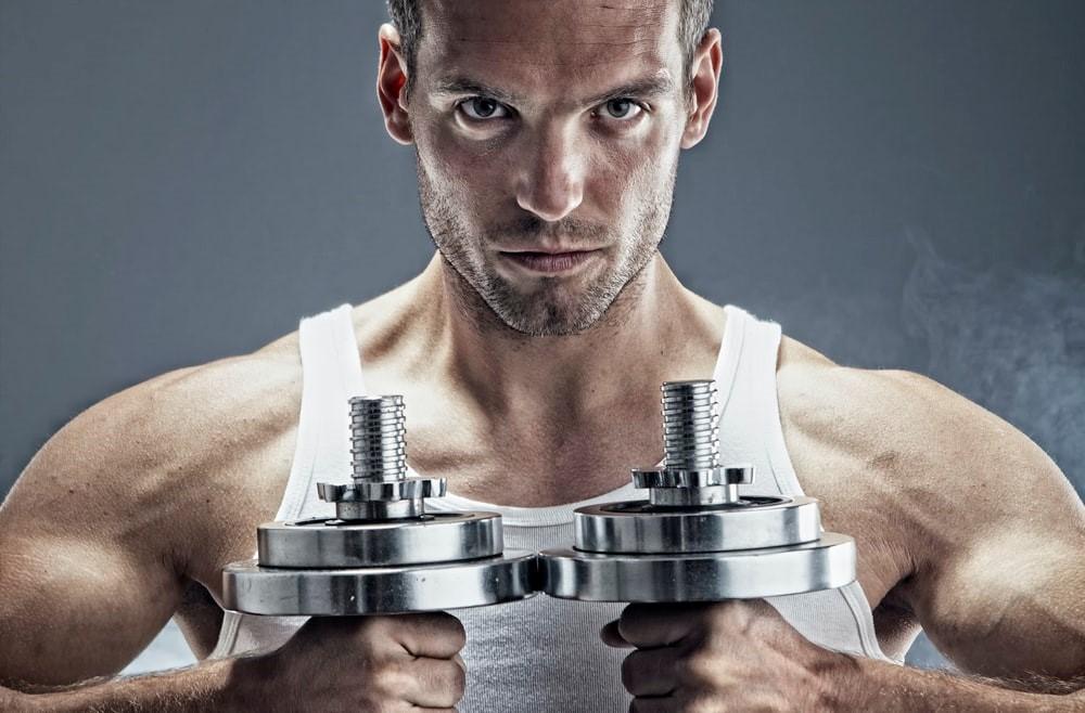 Exercícios Para Peito Com Halteres Os 5 Melhores